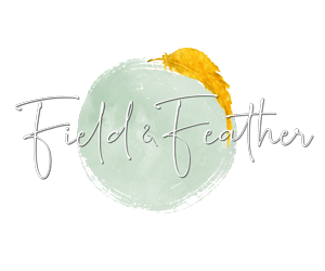 Field and Feather Eco Bags Logo